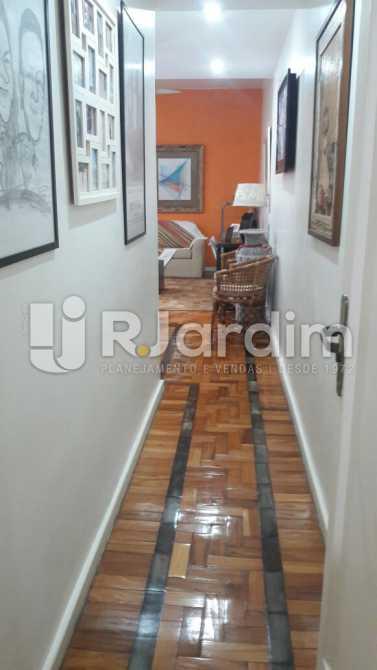 Corredor - Apartamento PARA ALUGAR, Copacabana, Rio de Janeiro, RJ - LAAP31665 - 10