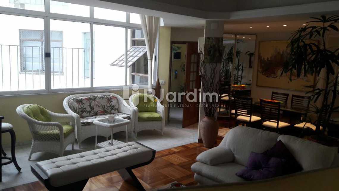 Sala  - Apartamento PARA ALUGAR, Copacabana, Rio de Janeiro, RJ - LAAP31665 - 6