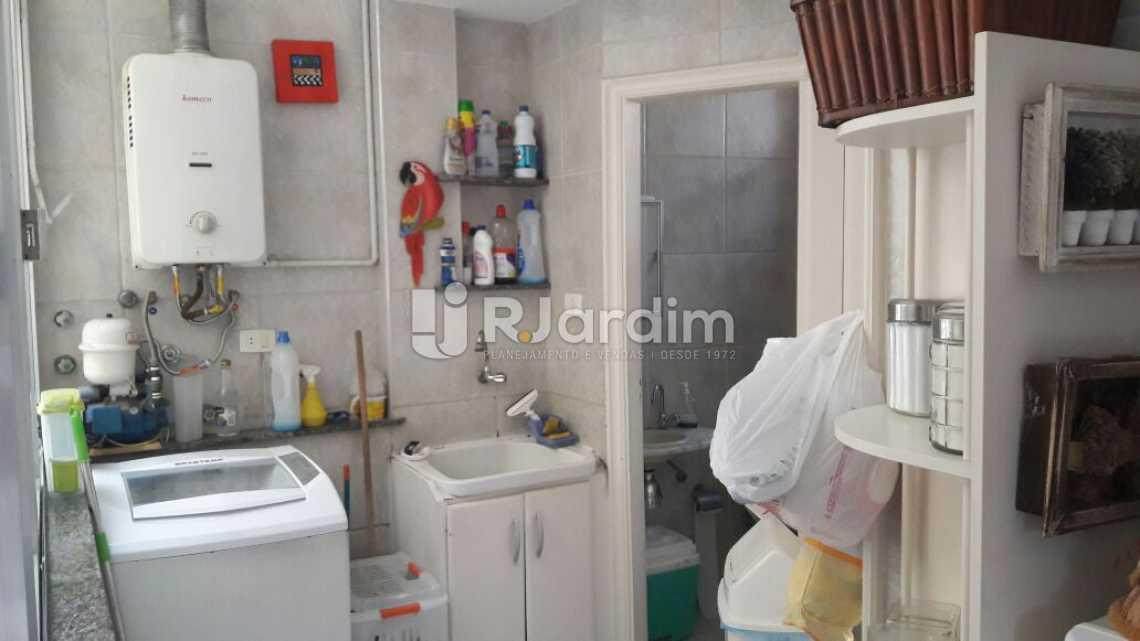área - Apartamento PARA ALUGAR, Copacabana, Rio de Janeiro, RJ - LAAP31665 - 24