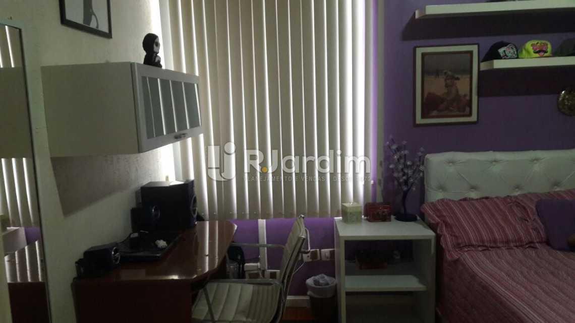 1o quarto  - Apartamento PARA ALUGAR, Copacabana, Rio de Janeiro, RJ - LAAP31665 - 14