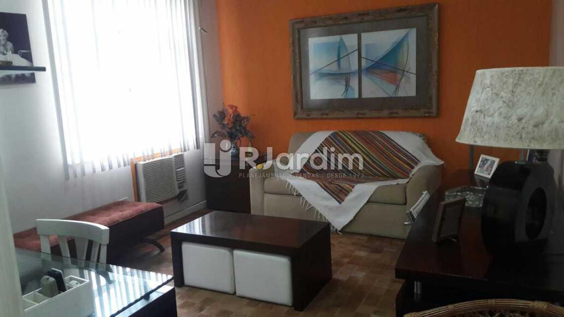 3o quarto  - Apartamento PARA ALUGAR, Copacabana, Rio de Janeiro, RJ - LAAP31665 - 18