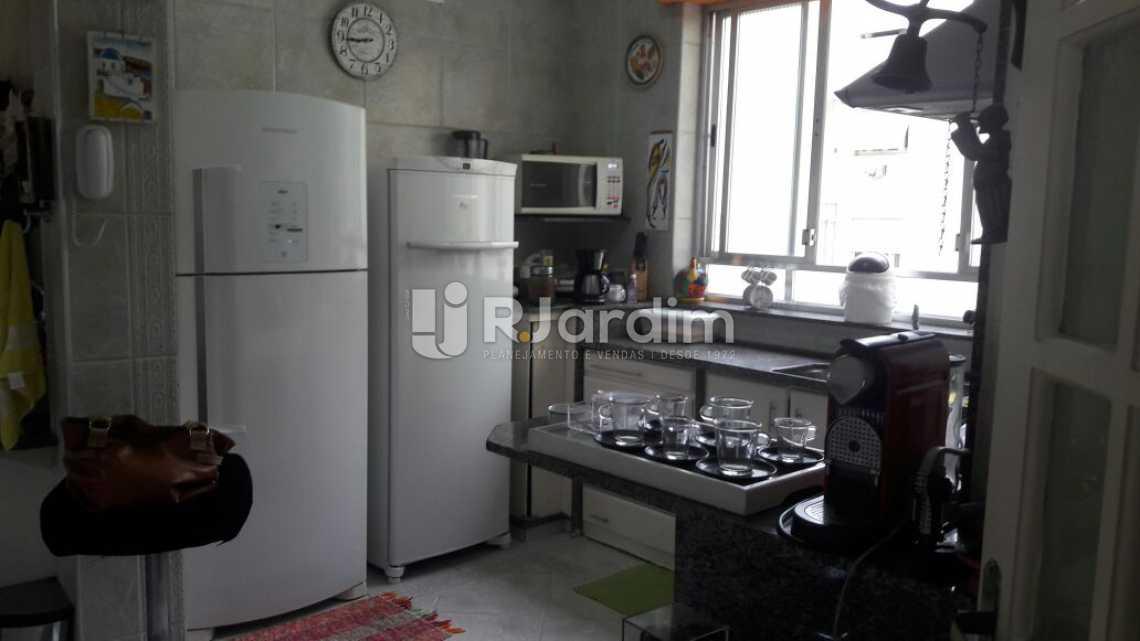 cozinha  - Apartamento PARA ALUGAR, Copacabana, Rio de Janeiro, RJ - LAAP31665 - 19