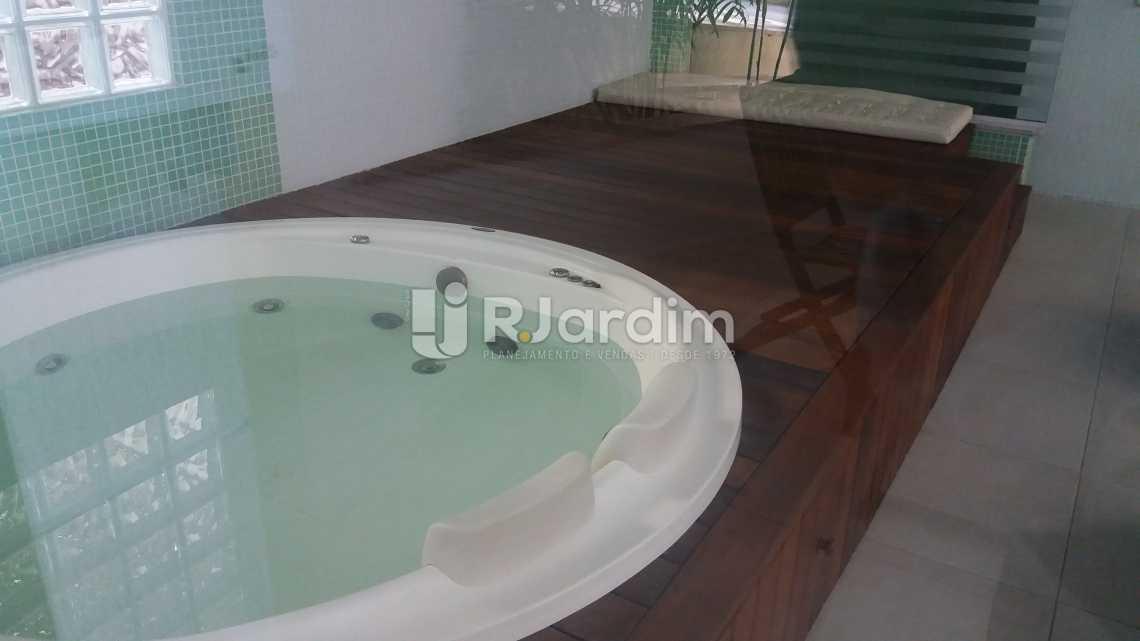 Spa / Sauna - Compra Venda Avaliação Imóveis Apartamento Gávea 3 Quartos - LAAP31667 - 17