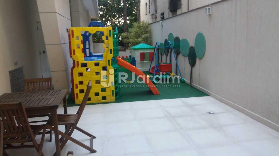 Brinquedoteca - Compra Venda Avaliação Imóveis Apartamento Gávea 3 Quartos - LAAP31667 - 19