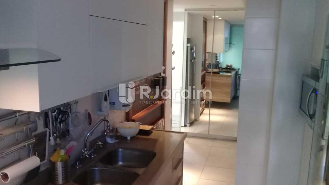 Cozinha - Compra Venda Avaliação Imóveis Apartamento Gávea 3 Quartos - LAAP31667 - 26