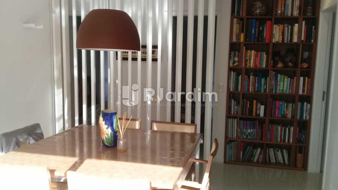 Sala - Compra Venda Avaliação Imóveis Apartamento Gávea 3 Quartos - LAAP31667 - 4