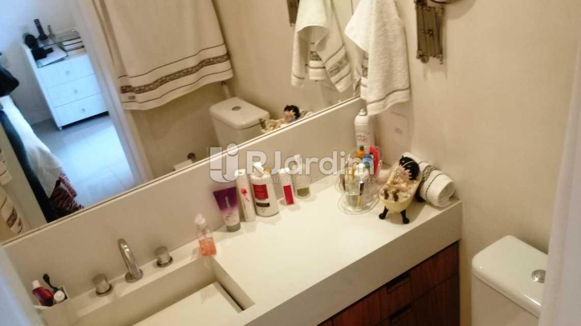 WC suíte - Compra Venda Avaliação Imóveis Apartamento Gávea 3 Quartos - LAAP31667 - 7