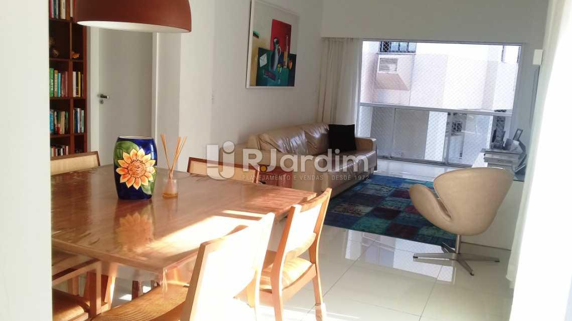 Sala - Compra Venda Avaliação Imóveis Apartamento Gávea 3 Quartos - LAAP31667 - 27