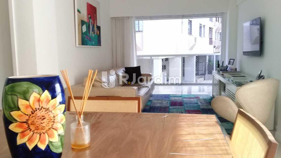 Sala - Compra Venda Avaliação Imóveis Apartamento Gávea 3 Quartos - LAAP31667 - 29