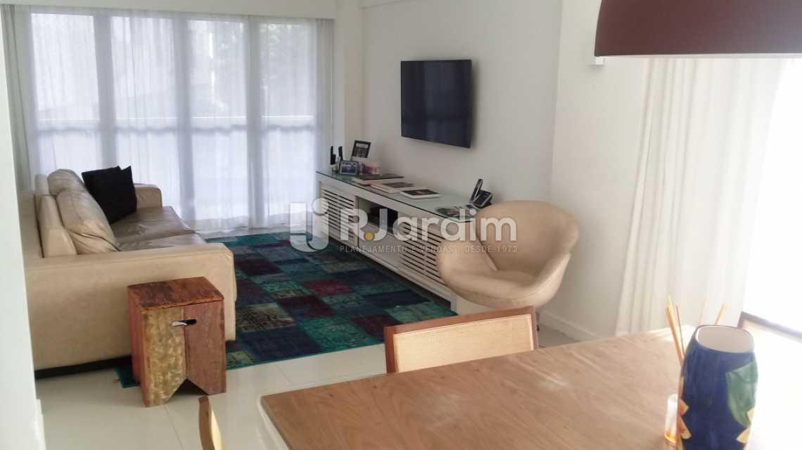 Sala - Compra Venda Avaliação Imóveis Apartamento Gávea 3 Quartos - LAAP31667 - 3