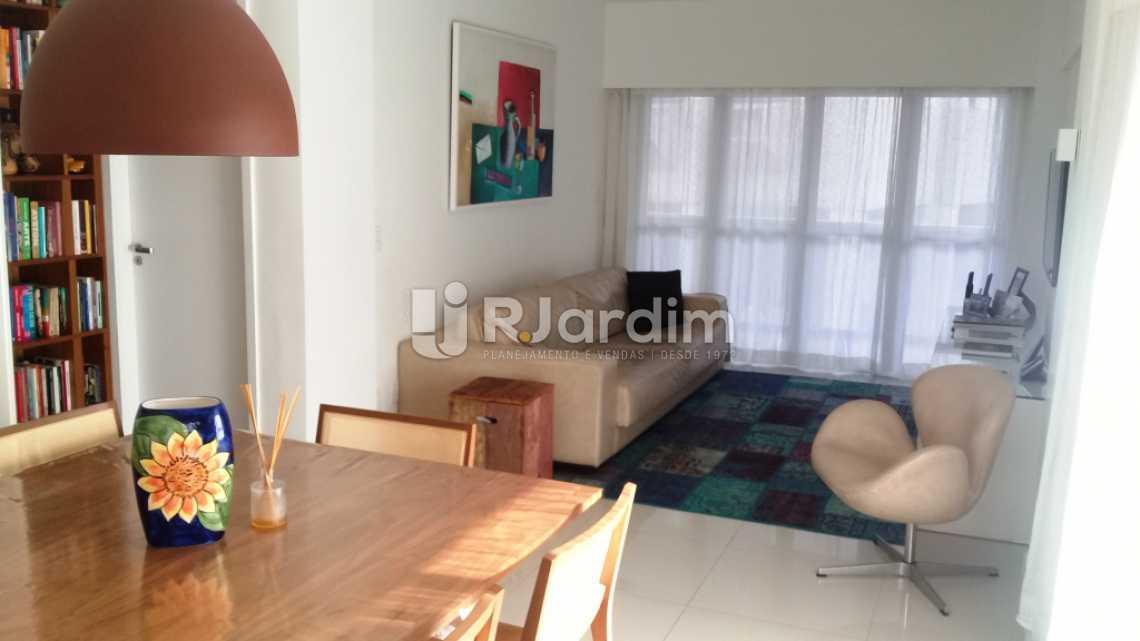 Sala - Compra Venda Avaliação Imóveis Apartamento Gávea 3 Quartos - LAAP31667 - 1