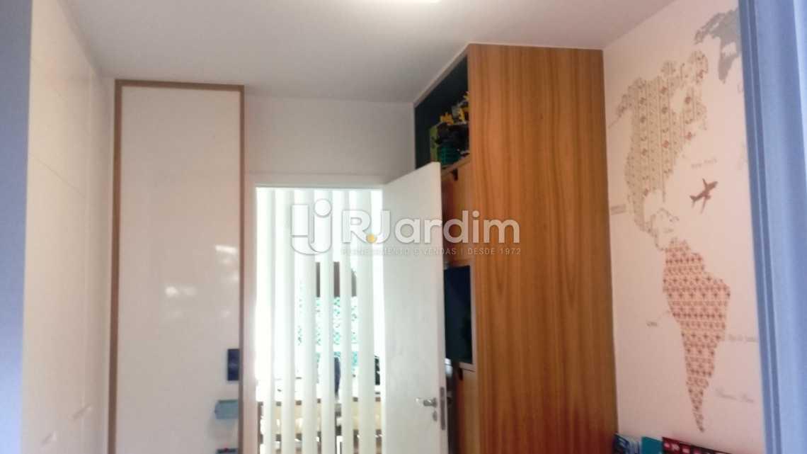 Quarto 1 - Compra Venda Avaliação Imóveis Apartamento Gávea 3 Quartos - LAAP31667 - 9