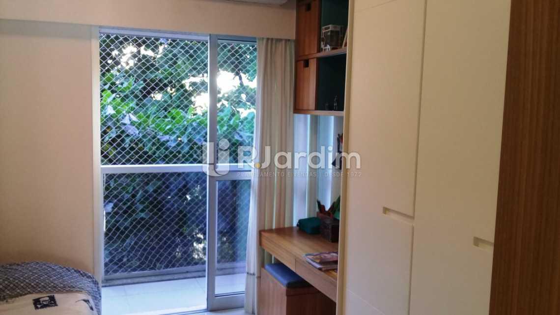 Quarto  1 - Compra Venda Avaliação Imóveis Apartamento Gávea 3 Quartos - LAAP31667 - 8