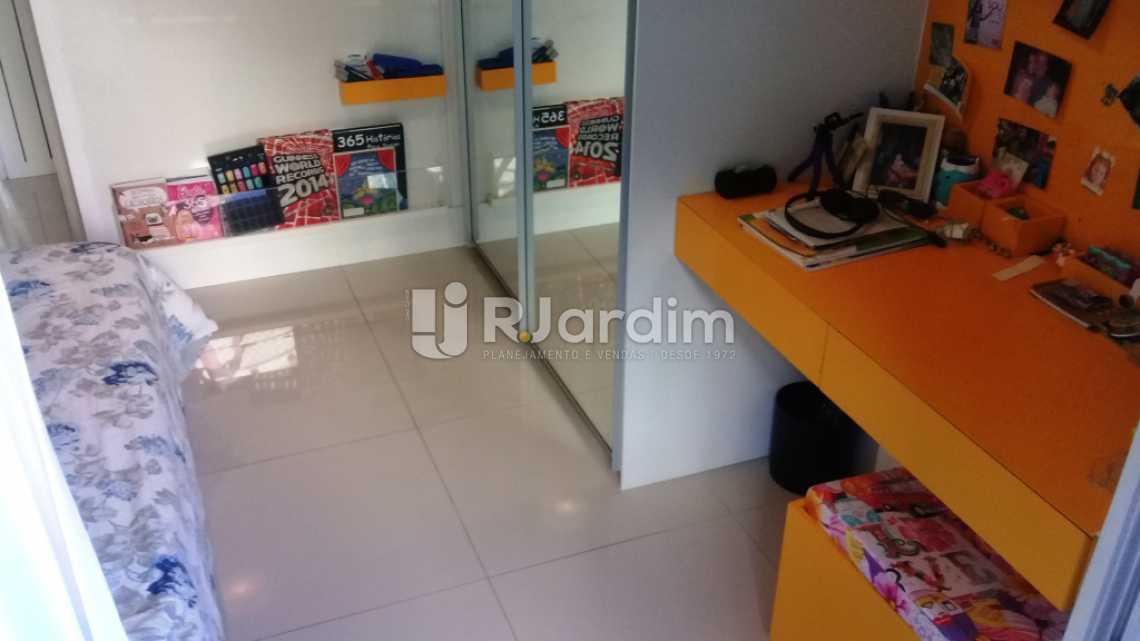 Quarto 2   - Compra Venda Avaliação Imóveis Apartamento Gávea 3 Quartos - LAAP31667 - 11