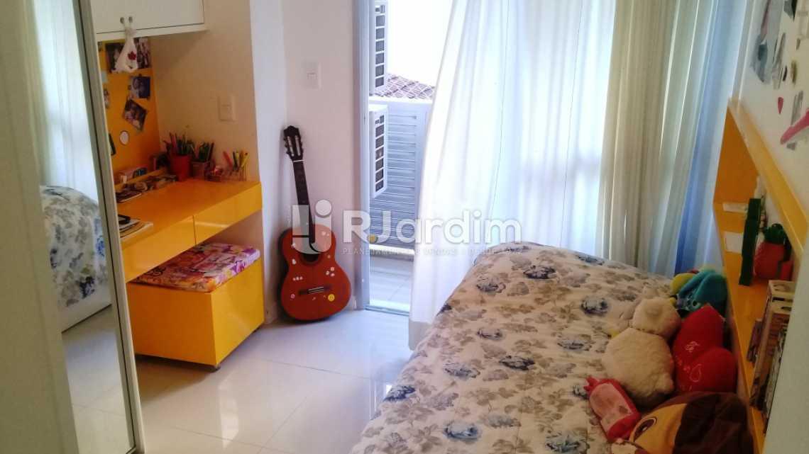 Quarto 2 - Compra Venda Avaliação Imóveis Apartamento Gávea 3 Quartos - LAAP31667 - 10