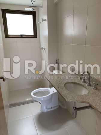 BANHEIRO1 - Mariana Classic Apartamento Botafogo 3 Suítes - LAAP31670 - 3