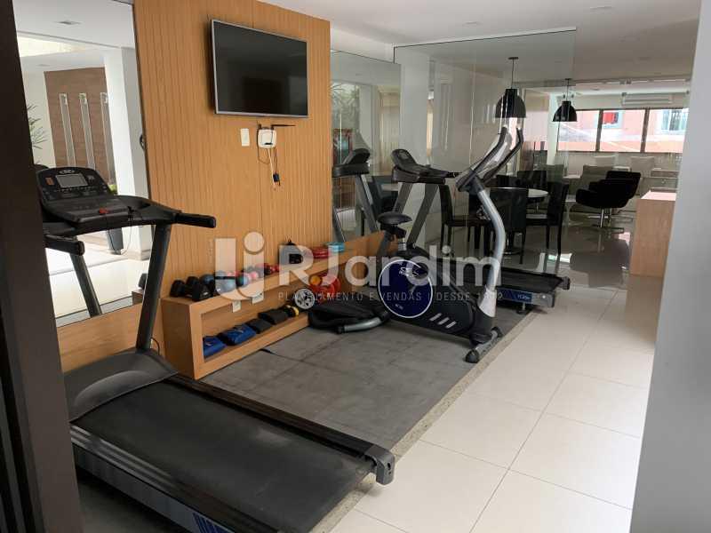 FITNESS - Mariana Classic Apartamento Botafogo 3 Suítes - LAAP31670 - 6