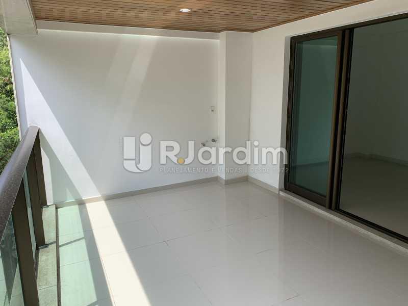 VARANDA1 - Mariana Classic Apartamento Botafogo 3 Suítes - LAAP31670 - 27