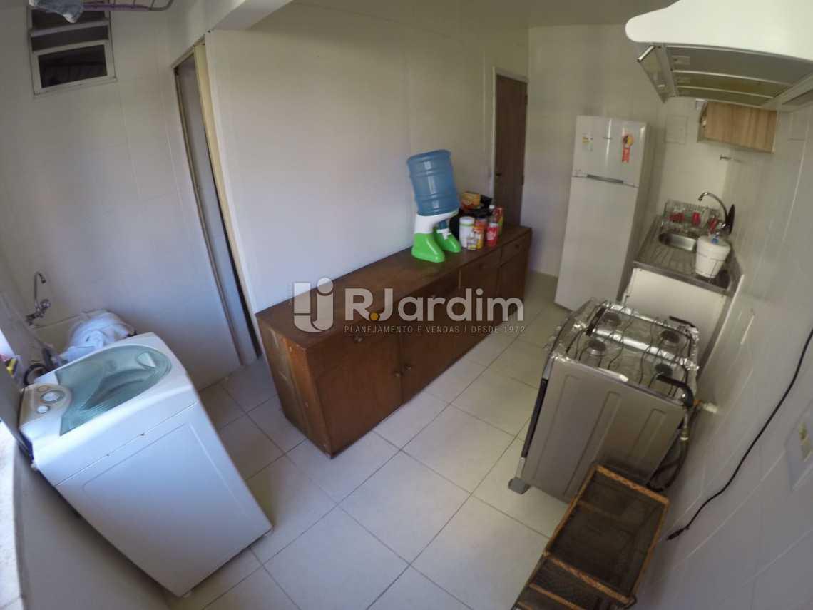 Cozinha - Apartamento 2 quartos à venda Ipanema, Zona Sul,Rio de Janeiro - R$ 685.000 - LAAP21188 - 7