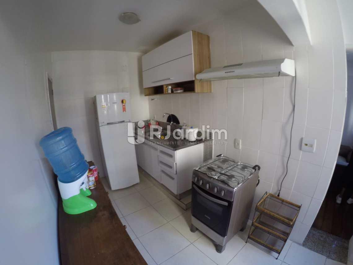 Cozinha - Apartamento 2 quartos à venda Ipanema, Zona Sul,Rio de Janeiro - R$ 685.000 - LAAP21188 - 8