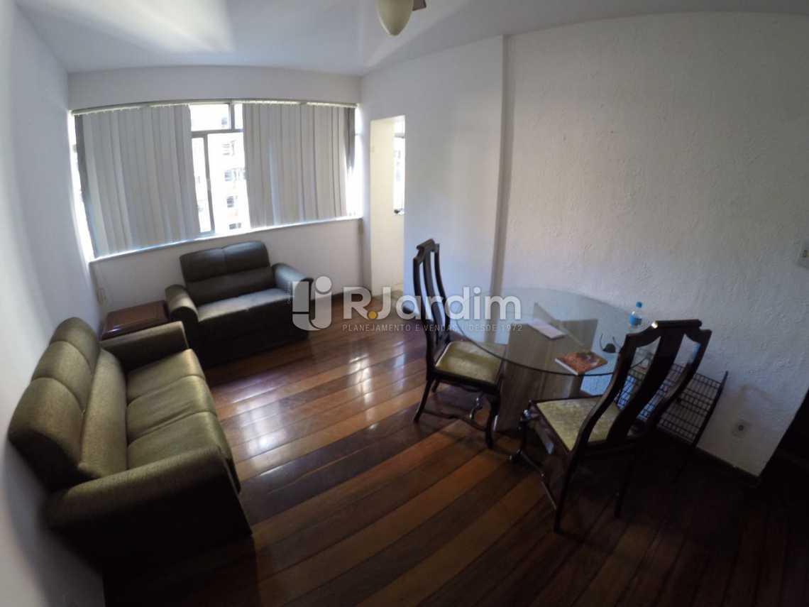 Sala - Apartamento 2 quartos à venda Ipanema, Zona Sul,Rio de Janeiro - R$ 685.000 - LAAP21188 - 1