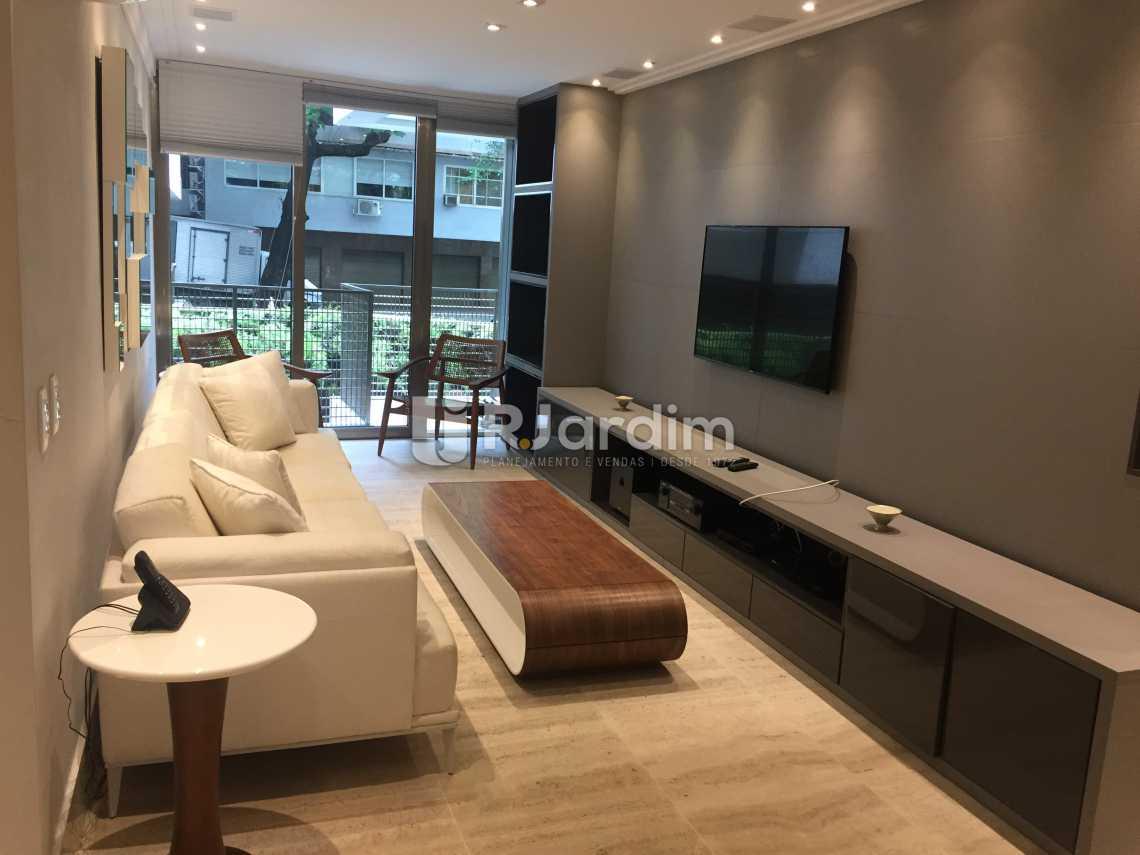 Sala - Apartamento À VENDA, Leblon, Rio de Janeiro, RJ - LAAP21191 - 3