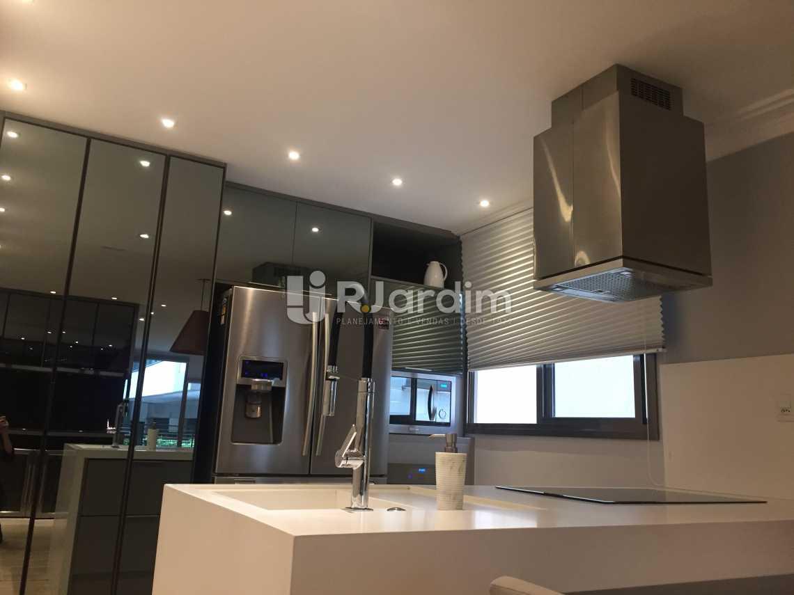 Cozinha - Apartamento À VENDA, Leblon, Rio de Janeiro, RJ - LAAP21191 - 13