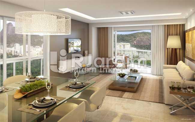 concept-gourmet - Apartamento 2 quartos à venda Botafogo, Zona Sul,Rio de Janeiro - R$ 1.085.600 - LAAP21192 - 12