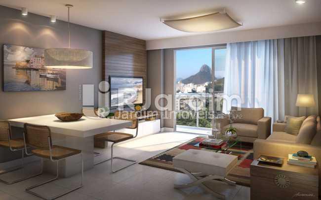 concept-smart - Apartamento 2 quartos à venda Botafogo, Zona Sul,Rio de Janeiro - R$ 1.085.600 - LAAP21192 - 11