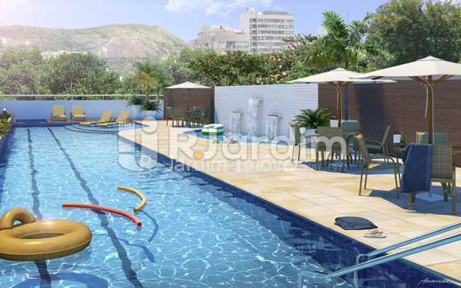 piscina.adulta.com.raia.e.pisc - Apartamento 2 quartos à venda Botafogo, Zona Sul,Rio de Janeiro - R$ 1.085.600 - LAAP21192 - 9