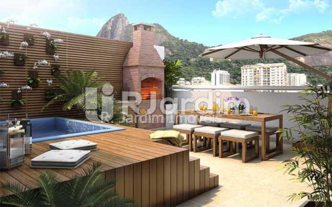 terraco.gourmet - Apartamento 2 quartos à venda Botafogo, Zona Sul,Rio de Janeiro - R$ 1.085.600 - LAAP21192 - 13