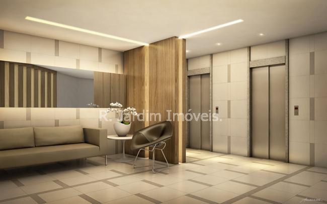 portaria - Apartamento À VENDA, Botafogo, Rio de Janeiro, RJ - LAAP21335 - 5