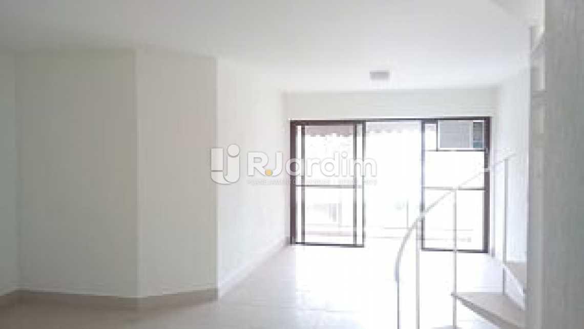 sala  - Cobertura À VENDA, Barra da Tijuca, Rio de Janeiro, RJ - LACO40151 - 6