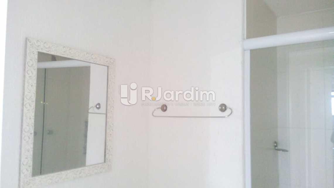 banheiro  - Cobertura À VENDA, Barra da Tijuca, Rio de Janeiro, RJ - LACO40151 - 16