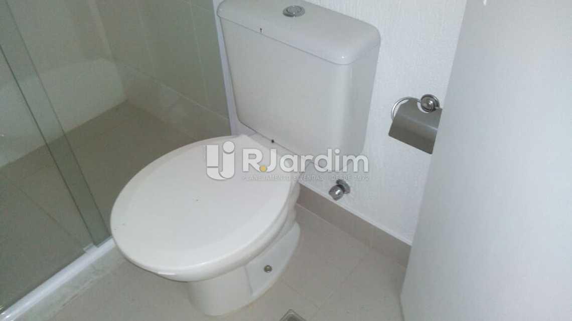 banheiro  - Cobertura À VENDA, Barra da Tijuca, Rio de Janeiro, RJ - LACO40151 - 17