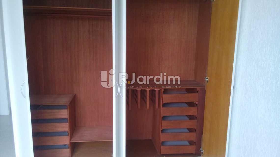 armários  - Cobertura À VENDA, Barra da Tijuca, Rio de Janeiro, RJ - LACO40151 - 14
