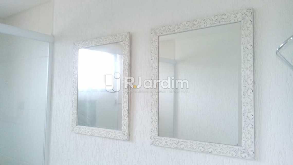 banheiro  - Cobertura À VENDA, Barra da Tijuca, Rio de Janeiro, RJ - LACO40151 - 19