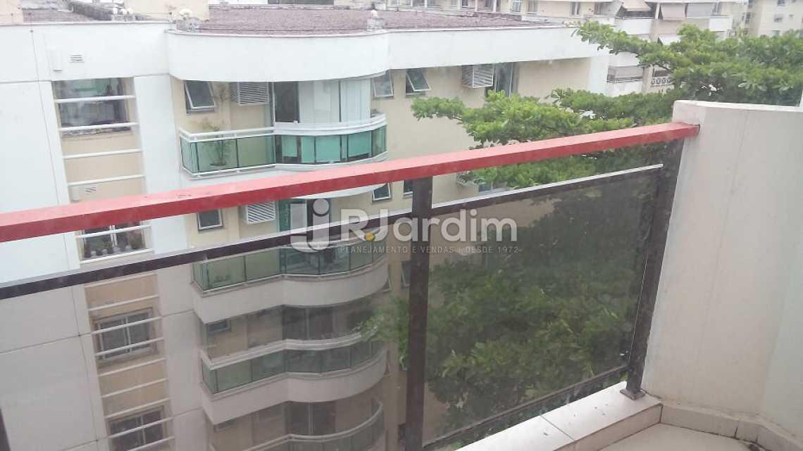 varanda/quarto - Cobertura À VENDA, Barra da Tijuca, Rio de Janeiro, RJ - LACO40151 - 11