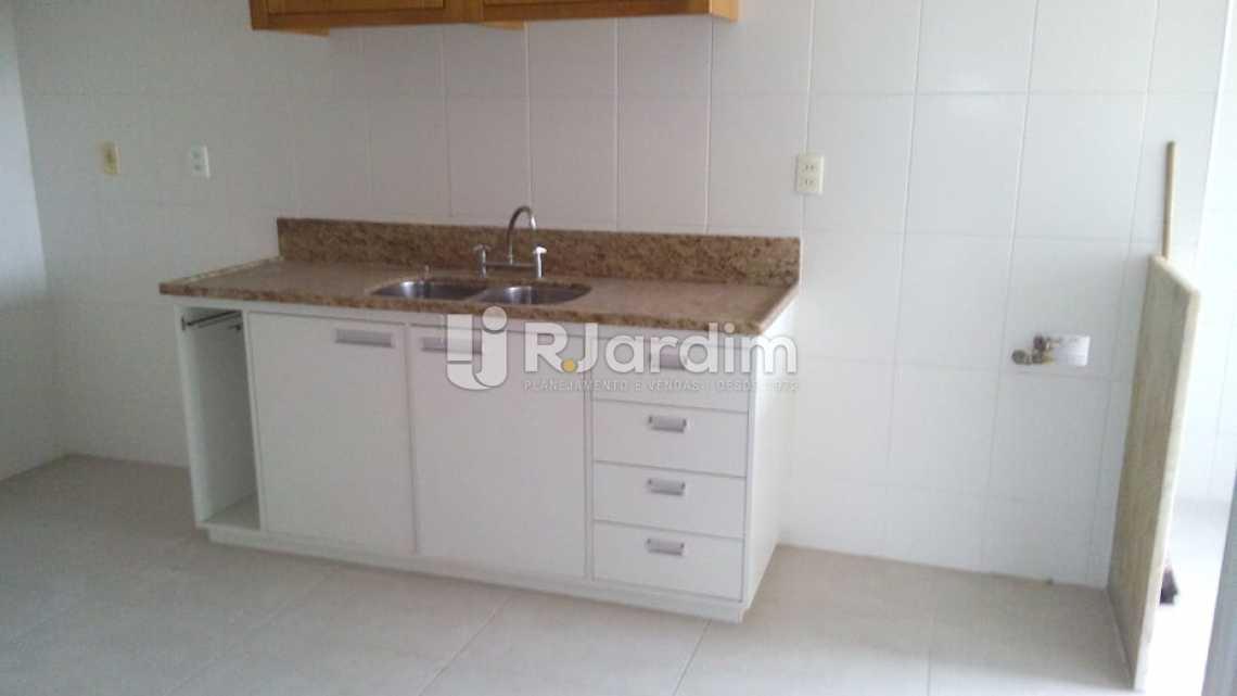 cozinha  - Cobertura À VENDA, Barra da Tijuca, Rio de Janeiro, RJ - LACO40151 - 20