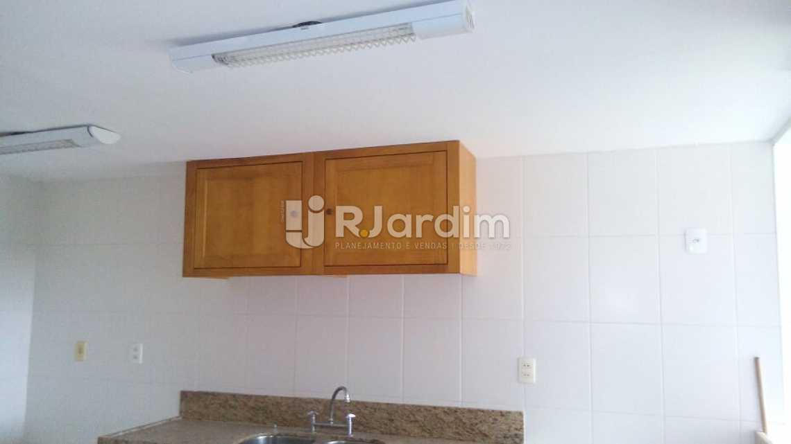 cozinha  - Cobertura À VENDA, Barra da Tijuca, Rio de Janeiro, RJ - LACO40151 - 21