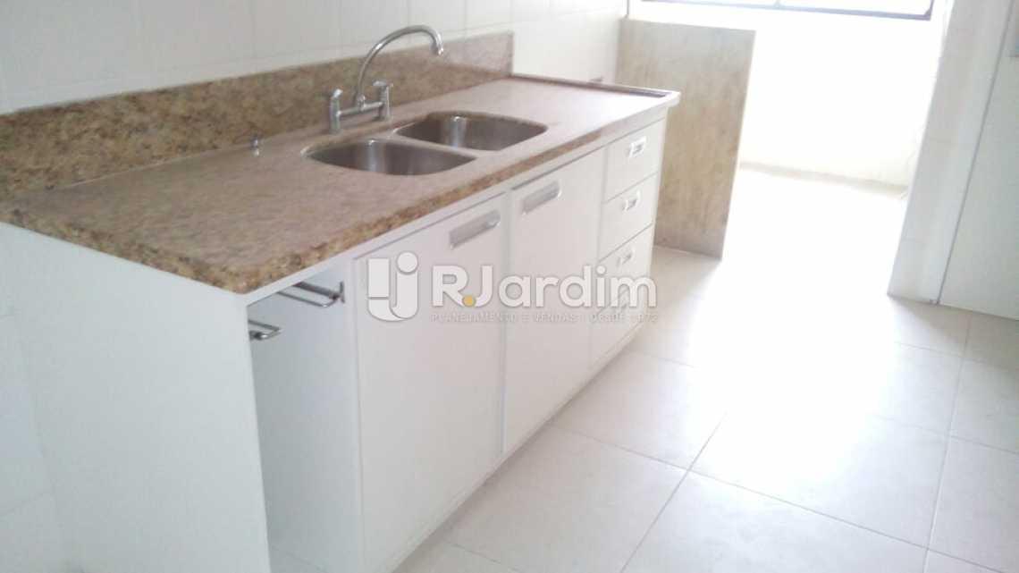 cozinha  - Cobertura À VENDA, Barra da Tijuca, Rio de Janeiro, RJ - LACO40151 - 23