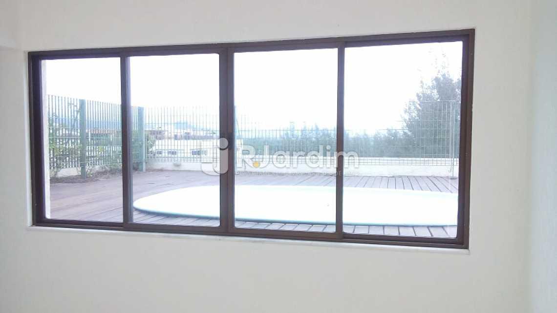 salão/acesso ao terraço - Cobertura À VENDA, Barra da Tijuca, Rio de Janeiro, RJ - LACO40151 - 24