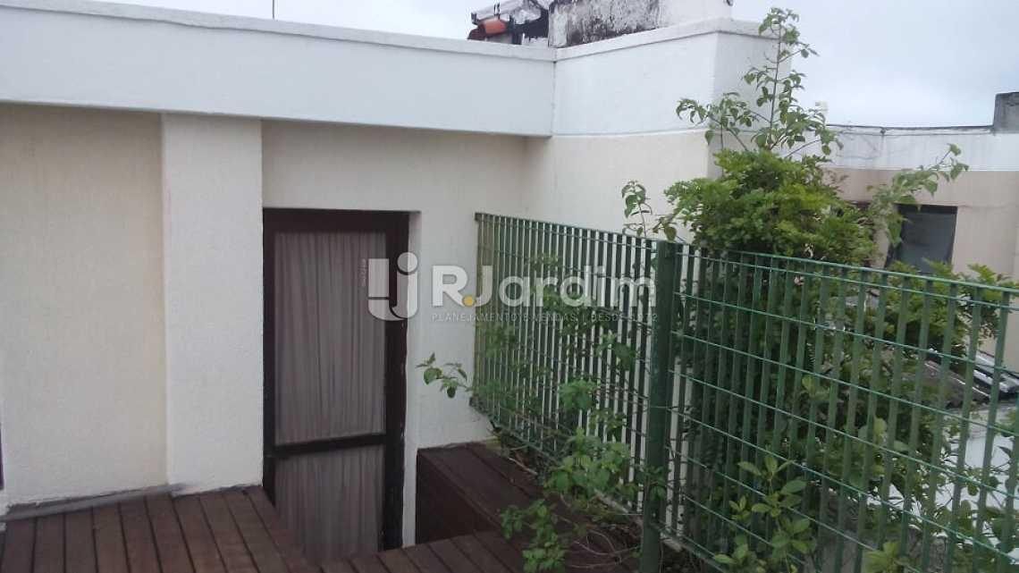 terraço - Cobertura À VENDA, Barra da Tijuca, Rio de Janeiro, RJ - LACO40151 - 27