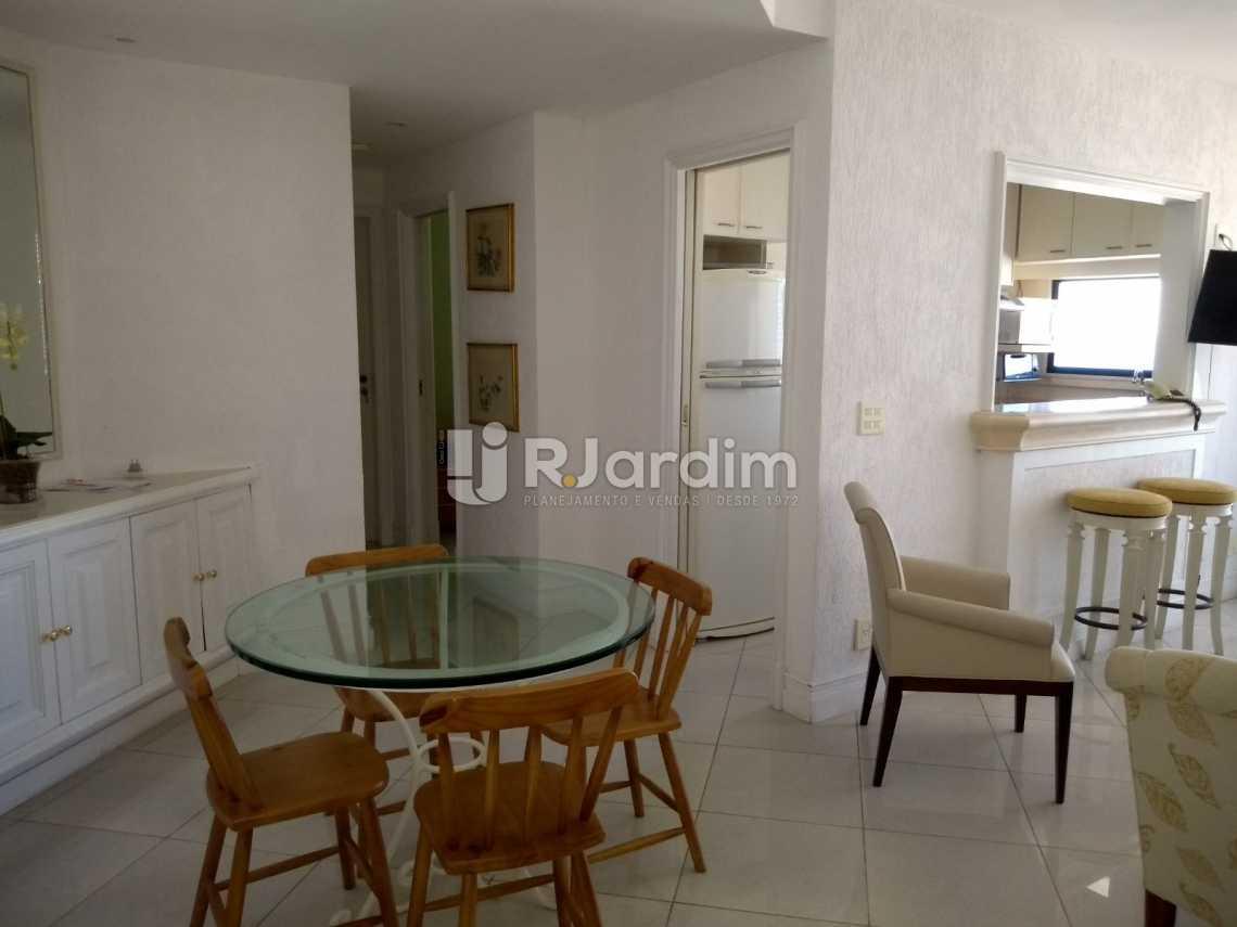 sala / cozinha  - Compra Venda Avaliação Imóveis Aparthotel Ipanema Apartamento 2 Quartos - LAAP21196 - 7