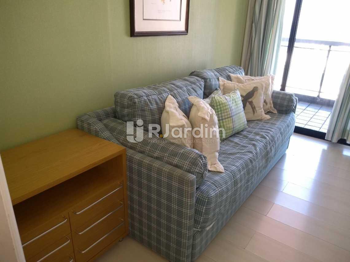 quarto  - Compra Venda Avaliação Imóveis Aparthotel Ipanema Apartamento 2 Quartos - LAAP21196 - 14