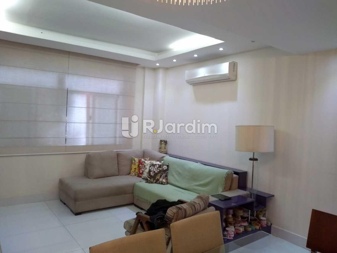 Sala estar - Compra Venda Avaliação Imóveis Apartamento Copacabana 3 Quartos - LAAP31678 - 3