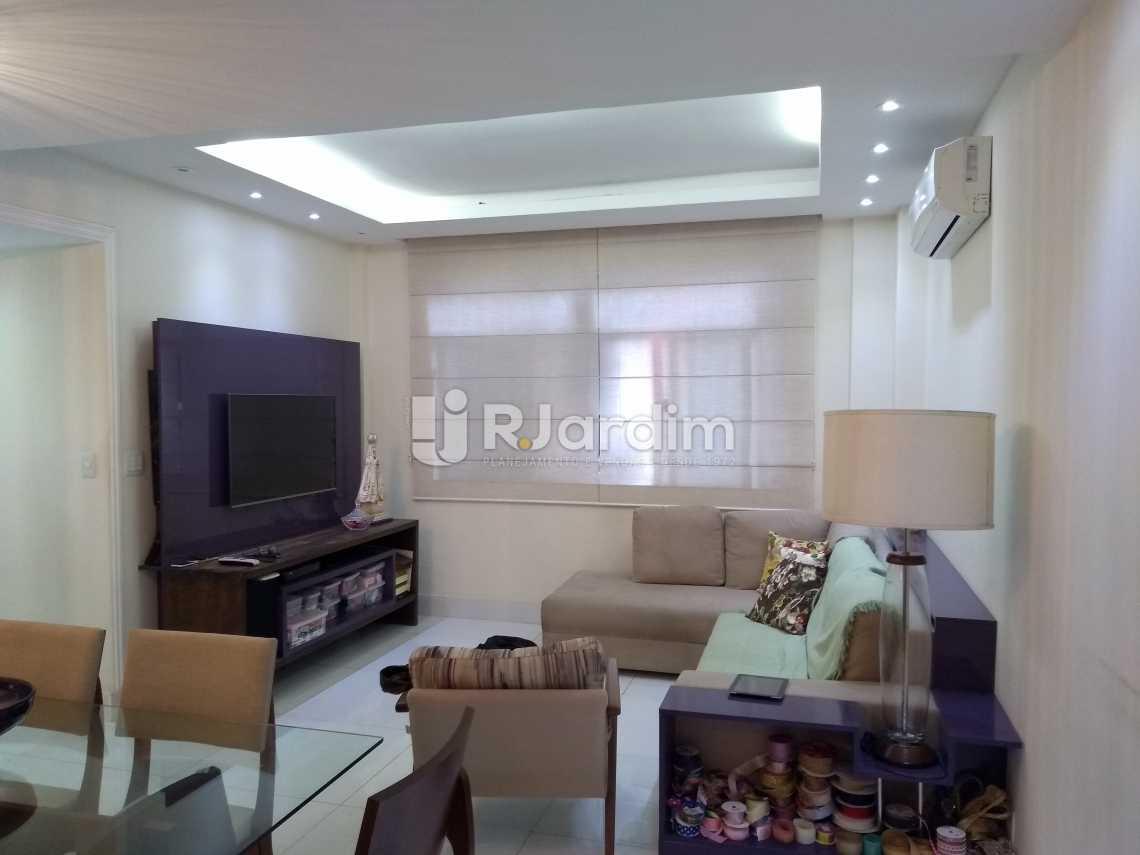 Sala TV - Compra Venda Avaliação Imóveis Apartamento Copacabana 3 Quartos - LAAP31678 - 5