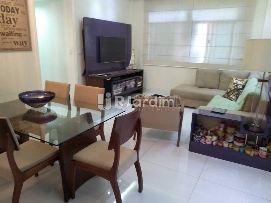 Sala ampla - Compra Venda Avaliação Imóveis Apartamento Copacabana 3 Quartos - LAAP31678 - 6