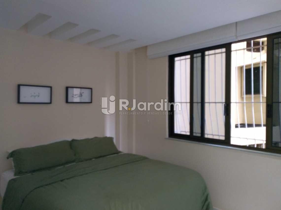 Quarto 1 - Compra Venda Avaliação Imóveis Apartamento Copacabana 3 Quartos - LAAP31678 - 10