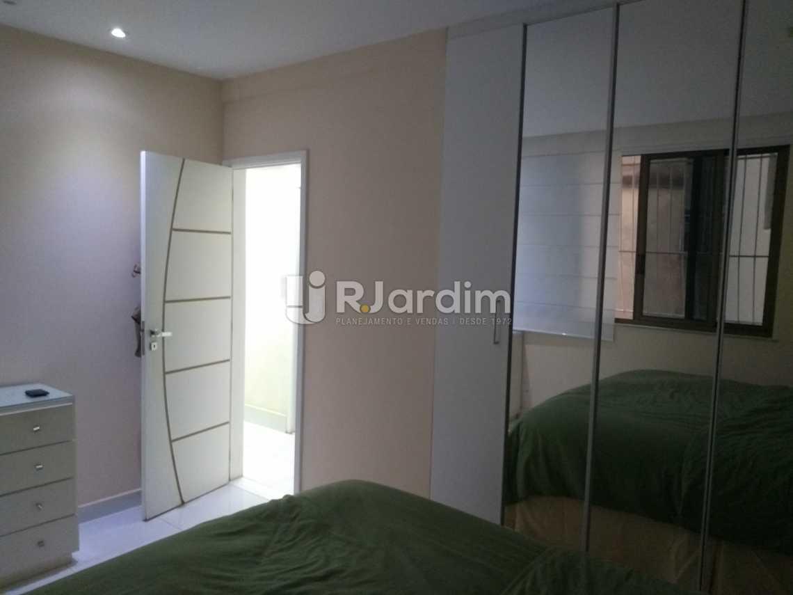 Quarto 1 - Compra Venda Avaliação Imóveis Apartamento Copacabana 3 Quartos - LAAP31678 - 11